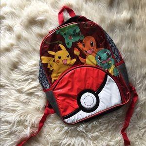 Authentic Pokémon Bookbag